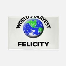 World's Okayest Felicity Magnets