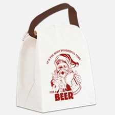 Cool Nick Canvas Lunch Bag