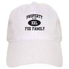 Property of Fox Family Baseball Cap