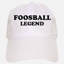 FOOSBALL Legend Baseball Baseball Cap