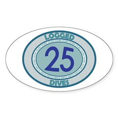 http://i3.cpcache.com/product/189560434/25_logged_dives_oval_decal.jpg?color=White&height=240&width=240