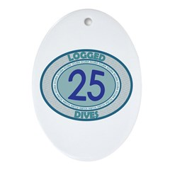 http://i3.cpcache.com/product/189560436/25_logged_dives_oval_ornament.jpg?height=240&width=240