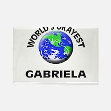 World's Okayest Gabriela Magnets