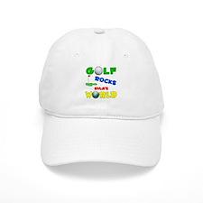 Golf Rocks Ayla's World - Cap
