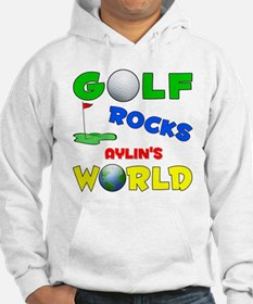 Golf Rocks Aylin's World - Hoodie Sweatshirt