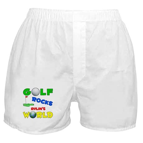 Golf Rocks Aylin's World - Boxer Shorts