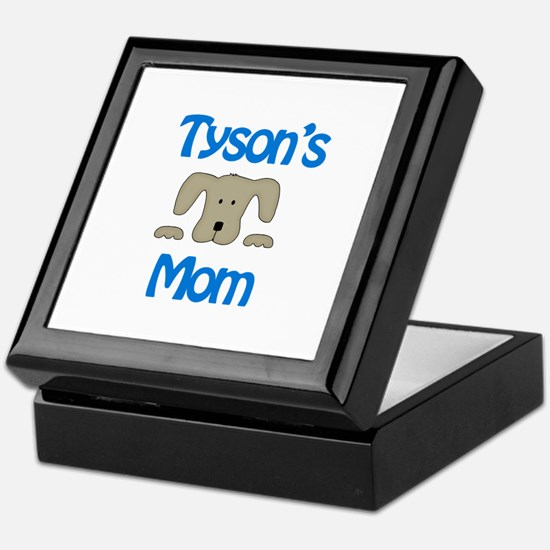 Tyson's Mom Keepsake Box