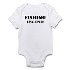 FISHING Legend Infant Bodysuit