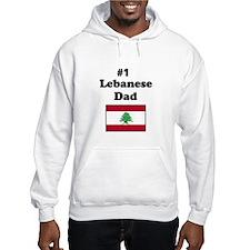 #1 Lebanese Dad Hoodie