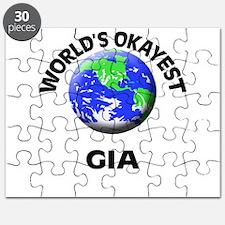 World's Okayest Gia Puzzle