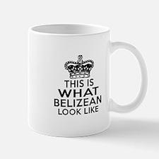 Belizean Look Like Designs Mug