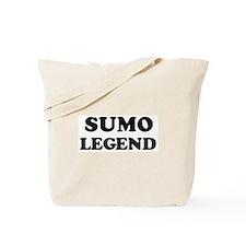 SUMO Legend Tote Bag