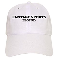 FANTASY SPORTS Legend Baseball Cap