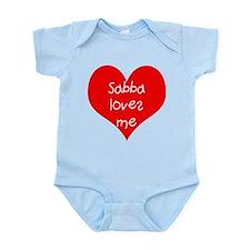 Sabba White Infant Creeper