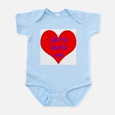 Savta Blue Infant Creeper