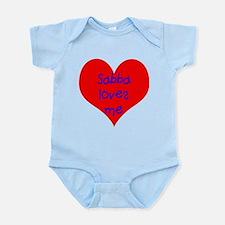 Sabba Blue Infant Creeper
