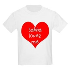 Sabba White Kids T-Shirt