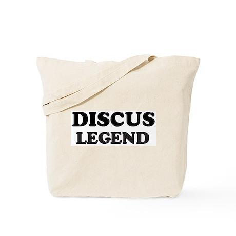 DISCUS Legend Tote Bag