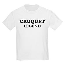 CROQUET Legend T-Shirt