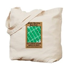 Muddy Marching Band Field Tote Bag