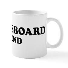 SHUFFLEBOARD Legend Mug