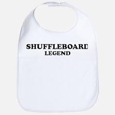 SHUFFLEBOARD Legend Bib