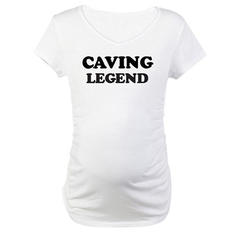CAVING Legend Maternity T-Shirt