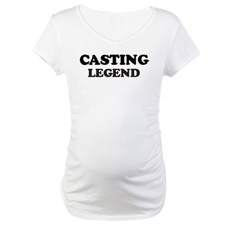 CASTING Legend Maternity T-Shirt