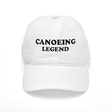 CANOEING Legend Baseball Cap
