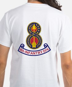 8th Infantry Division<BR> Shirt