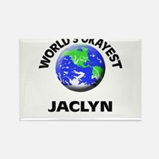 World's Okayest Jaclyn Magnets