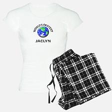 World's Okayest Jaclyn pajamas