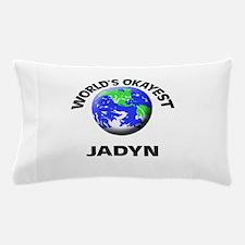 World's Okayest Jadyn Pillow Case