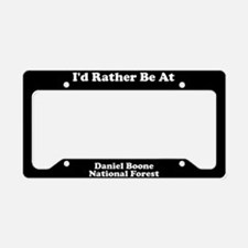 Daniel Boone National Forest - LPF License Plate H