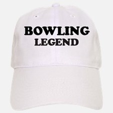BOWLING Legend Baseball Baseball Cap