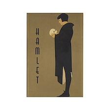 Hamlet Rectangle Magnet