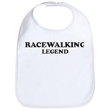 RACEWALKING Legend Bib