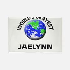 World's Okayest Jaelynn Magnets