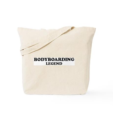 BODYBOARDING Legend Tote Bag