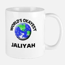 World's Okayest Jaliyah Mugs