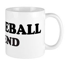 PADDLEBALL Legend Mug