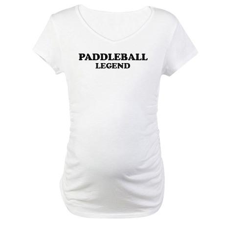 PADDLEBALL Legend Maternity T-Shirt