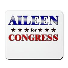 AILEEN for congress Mousepad