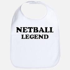NETBALL Legend Bib