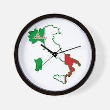 Cool Italy Wall Clock