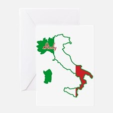 Cool Italy Greeting Card