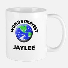 World's Okayest Jaylee Mugs