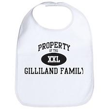 Property of Gilliland Family Bib