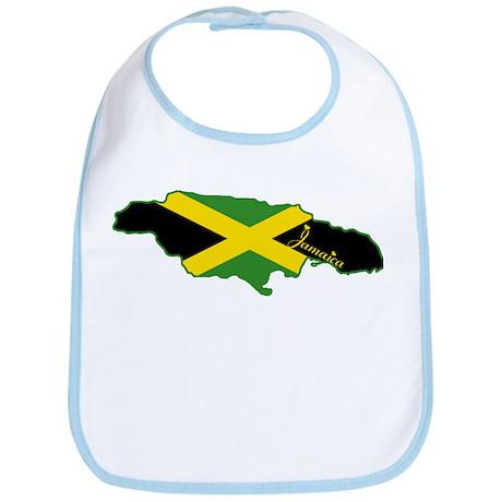Cool Jamaica Bib