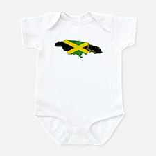 Cool Jamaica Infant Bodysuit